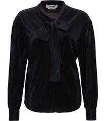 msgm bow blouse