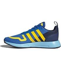 zapatilla azul adidas  multix
