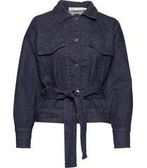 em iw jacket jeansjack denimjack blauw inwear