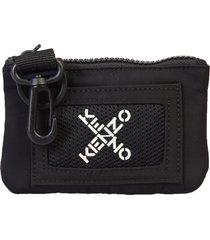 kenzo branded wallet