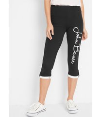 capri legging in layerlook