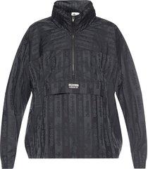 jacket with logo