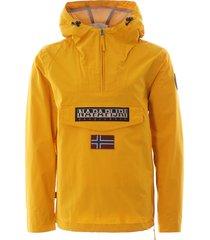 rainforest winter jacket - mango hcoy171-yel