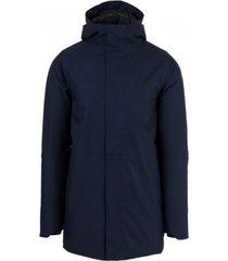 agu regenjas men urban outdoor clean jacket navy blue-m