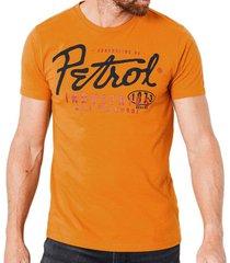 t-shirt korte mouw petrol industries -
