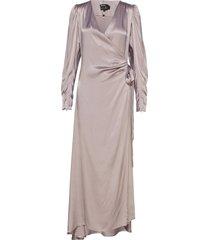 sonia dress maxi dress galajurk paars birgitte herskind