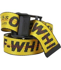 off-white off-white industrial belt
