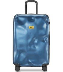 crash baggage designer travel bags, icon medium trolley