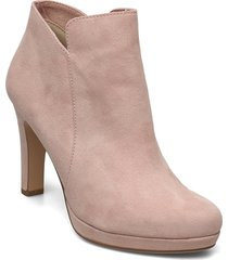woms boots shoes boots ankle boots ankle boots with heel rosa tamaris