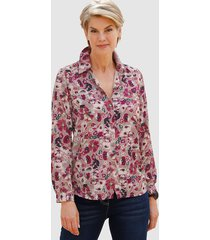 blouse paola bruin