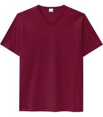 camiseta tradicional manga curta wee! vinho - p