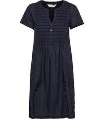 myrtle short dress kort klänning blå odd molly