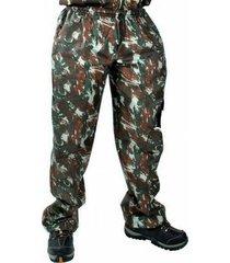 calça masculina adulto com elastico atacado militar