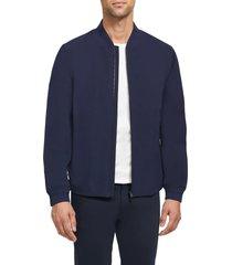 men's theory city bomber jacket