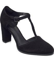 kaylin85 tbar2 shoes heels pumps classic svart clarks