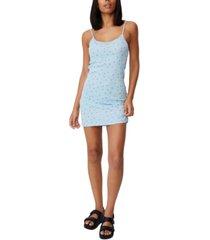 women's andie strappy mini dress