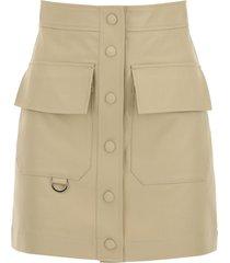 msgm mini skirt