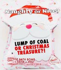 feeling smitten coal or christmas surprise bath bomb