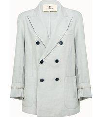 barena giacca riccarda doppiopetto