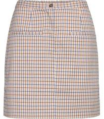 eloa skirt kort kjol beige second female