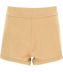 loulou studio bamboo shorts