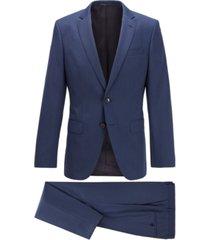 hugo men's huge / genius slim-fit suit