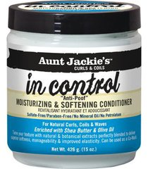 condicionador aunt jackie's in control hidratante 426ml