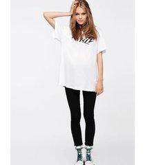 camiseta diesel t overy branco