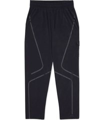a-cold-wall pants in black nylon