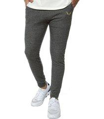 sudadera jogging gris oscura manpotsherd
