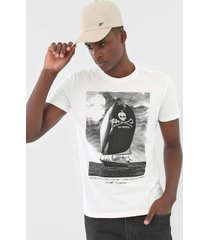 camiseta ellus pirates sea shepherd off-white