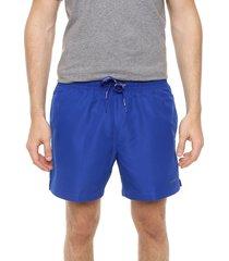 traje de baño azul calvin klein medium drawstring