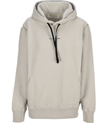 1017 alyx 9sm alyx logo-print cotton hoodie