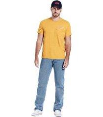 camiseta levis ss classic pocket - 70157 - masculino