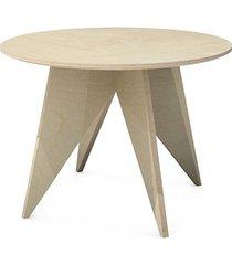 stk-pin2 okrągły stolik ze sklejki fi68cm