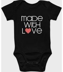 body dziecięce made with love