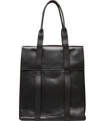 utopia tote bags bag straps zwart royal republiq