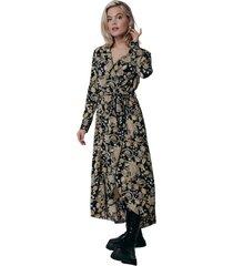 blazer jurk vivian paisley