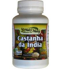 castanha da índia sul flora 60 cápsulas de 500mg