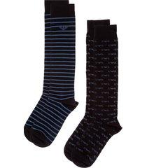 emporio armani cross socks