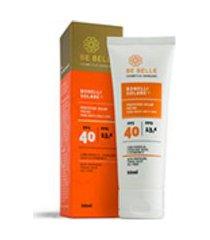 protetor solar facial - bonelli solare - 50ml