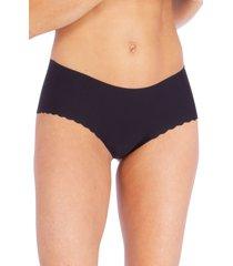 women's proof period & leak-resistant everyday underwear, size large - black
