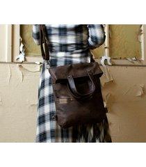 3w1 plecako - torba czekolada