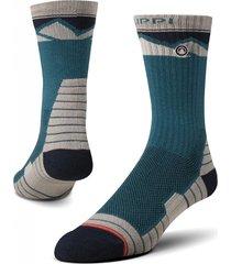calcetin hombre trekking light socks azul lippi