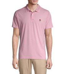 bonobos men's performance golf polo - pink rose - size m