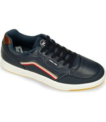 tenis azul north star anthony r hombre