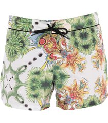 versace swim trunks