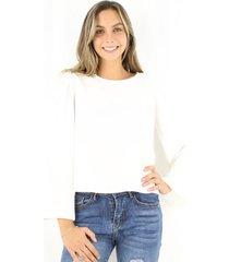 blusa antonia blanca jacinta tienda