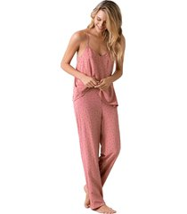 pantalon largo estampado puntos ref 1331092l estampado options intimate