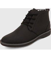 zapato casual negro monserrate